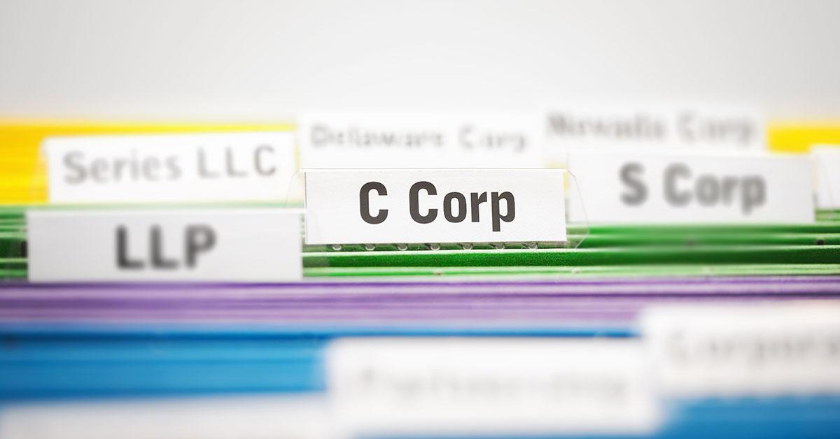 US Corporation: C-Corp