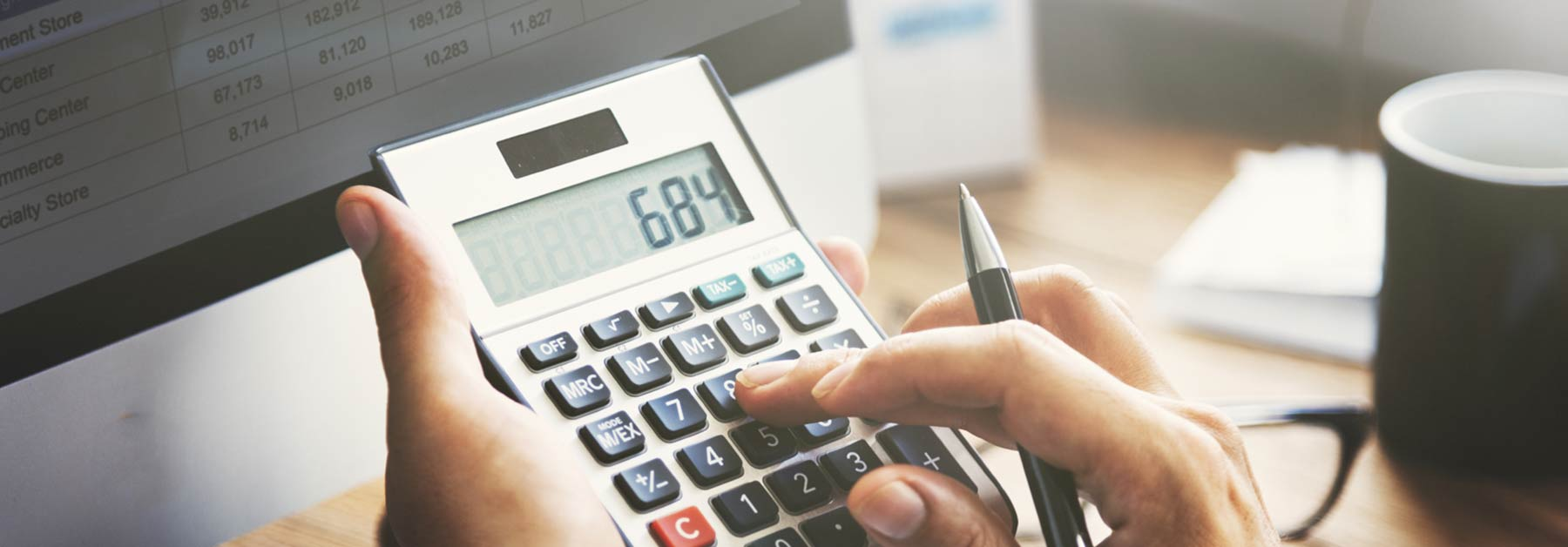 hand-calculator