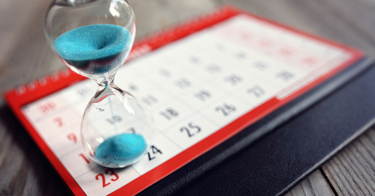 A List of Important Tax Filing Deadlines
