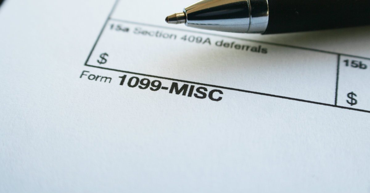 Form 1099-S