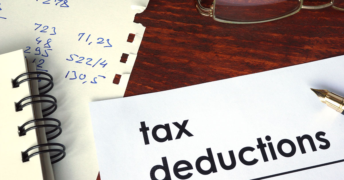 20 Helpful Business Deductions to Lower Your Taxes