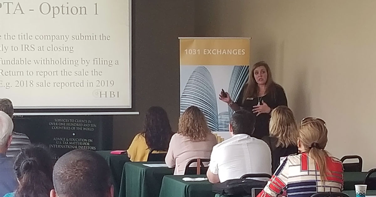 HBI hosts Educational Seminar