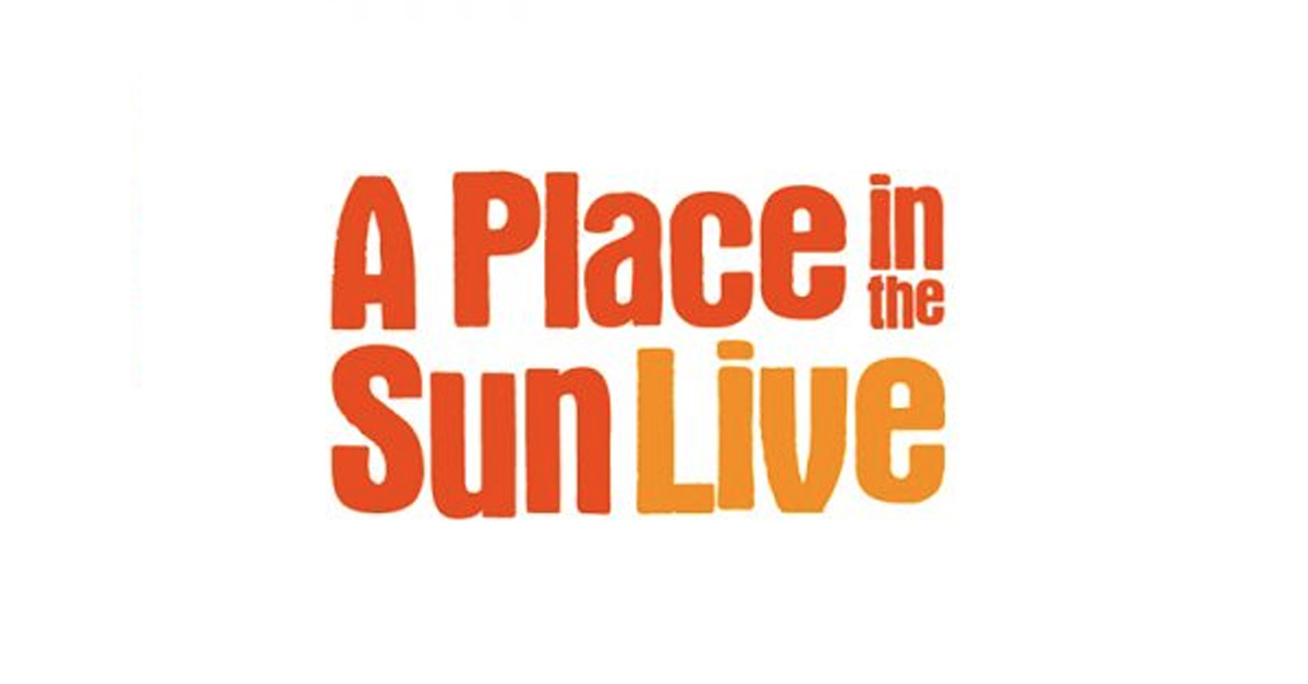 HBI in London for A Place in the Sun Live
