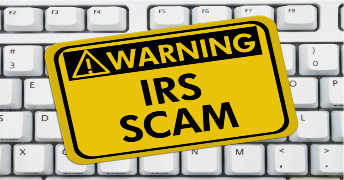 IRS Issues Warning about Coronavirus-Related Scams