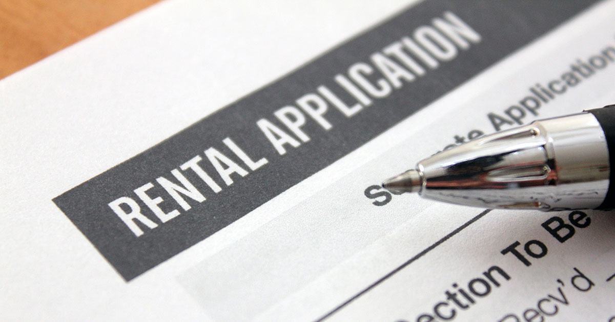 Information to Ask for on Rental Applications from Prospective Tenants