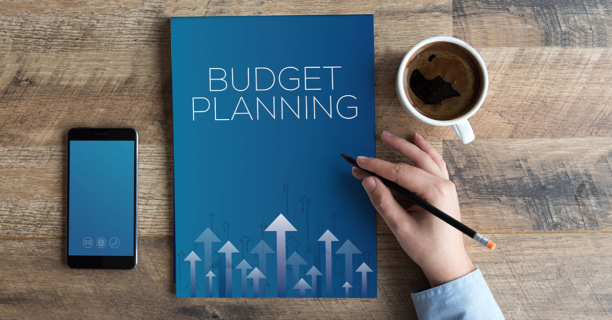 5 Essential Steps for Small Business Budget Planning
