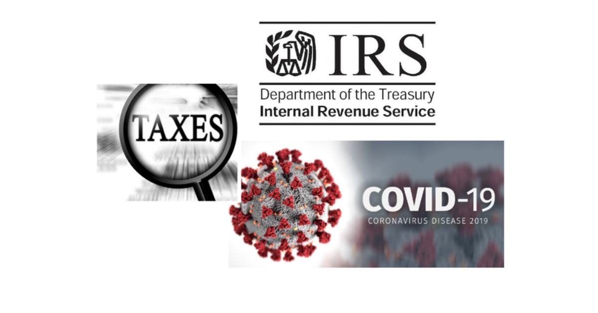 "IRS Passes ""People First Initiative"" to Ease Burden Caused by COVID-19"